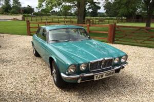 Jaguar XJ12L 1974 appreciating classic