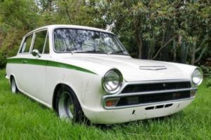 1966 Lotus Cortina MkI Evocation Photo