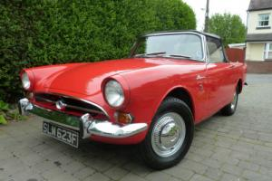 Sunbeam Alpine GT Series V 1967 Photo