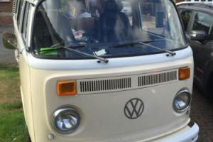 VW type 2 T2 microbus camper tin top Photo