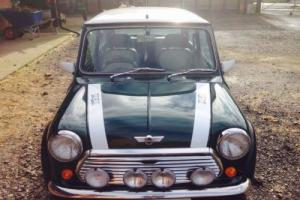 classic car mini Photo