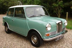 Wolseley Hornet -1968 -superb condition