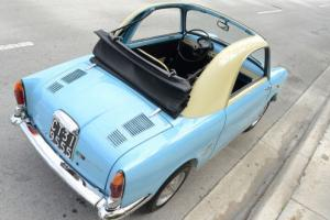 1960 Fiat Other Autobianchina Trasformabile COLLECTOR'S SEE VIDEO!