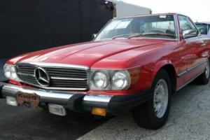 1979 Mercedes-Benz 450si Coupe Coupe Photo