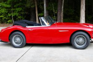 1965 Austin Healey 3000 MKIII PH2 Photo