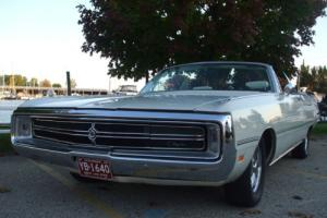 1969 Chrysler 300 Series 300