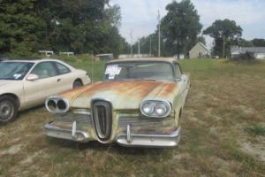 1958 Edsel 2 DOOR HARD TOP