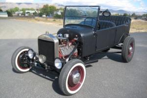 1926 Ford Model T Turing