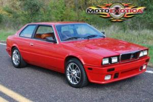 1985 Maserati Coupe Photo
