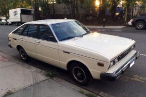 1980 Datsun Other 510