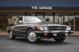 1989 Mercedes-Benz 500-Series 560 Series 2dr Coupe 560SL Roadster