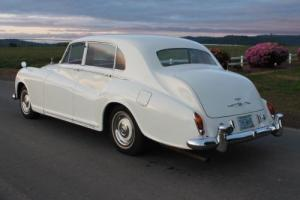 1963 Rolls-Royce Silver Cloud III SCT100 Photo