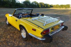 1978 Triumph Spitfire , rare Overdrive, Excellent Original Car, See Video