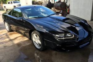 2001 Chevrolet Camaro SS UPGRADES