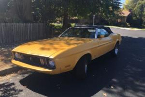 1973 Ford Mustang 351 Cleveland V-8