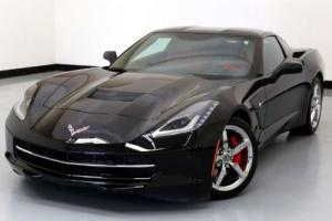 2014 Chevrolet Corvette 3LT Photo