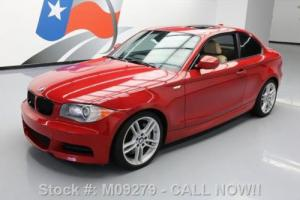 2011 BMW 1-Series 135I COUPE M-SPORT TURBO SUNROOF NAV