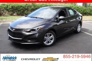 2016 Chevrolet Cruze 4dr Sedan Automatic LT