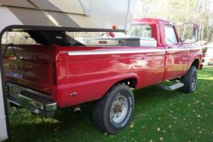 1963 Ford F-250 reg cab, long box