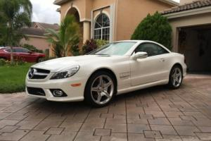 2009 Mercedes-Benz SL-Class AMG SPORT PACKAGE