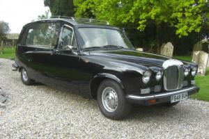 Daimler Ds420 Hearse