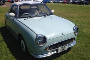 NISSAN FIGARO - immaculate condition - new MOT for Sale
