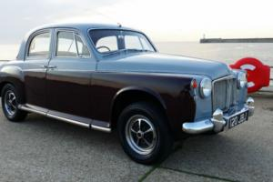1961 ROVER P4 80, MOT, BEAUTIFUL CLASSIC CAR, 73K, HISTORIC VEHICLE