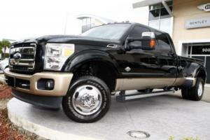 2012 Ford F-350 King Ranch