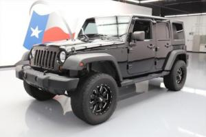 2012 Jeep Wrangler 4X4 SPORT AUTO HARD TOP LIFTED