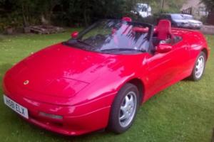 LOTUS ELAN SE TURBO CONVERTIBLE,M100,CLASSIC,1990