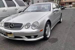 2002 Mercedes-Benz 500-Series
