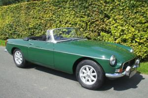 MG Classic Cars Photo