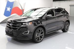 2015 Ford Edge SPORT AWD ECOBOOST PANO SUNROOF NAV