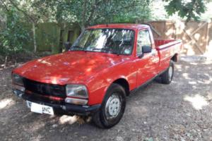1993 Peugeot 504 GL PICKUP Photo