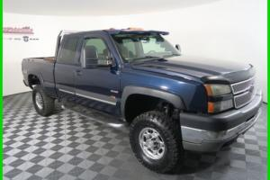 2005 Chevrolet Silverado 2500 LS 4WD 6.6L V8 Engine Extended Cab Used Truck