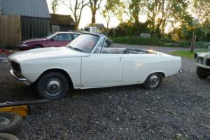 ROVER P6 CONVERTIBLE Photo