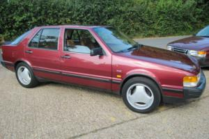 SAAB 9000 SE TURBO 16 - 1987 FLATFRONT WITH ONLY 12,600 MILES