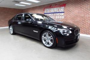 2013 BMW 7-Series M Sport Executive Pkg