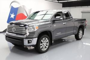 2014 Toyota Tundra LIMITED DBL CAB 4X4 LEATHER NAV