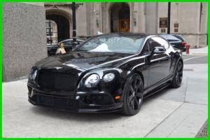 2016 Bentley Continental GT V8 S