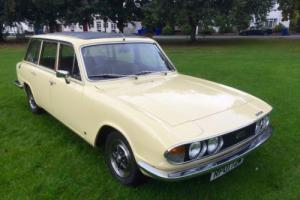 Triumph Mk2 2.5 PI Estate - great condition