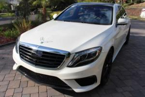 2014 Mercedes-Benz S-Class Special Edition