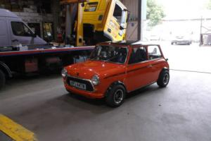 Classic Austin Mini 1275 Modified Swap PX for mk1 golf gti/classic ford