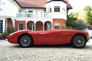 Austin Healey 3000 BT7 factory MK1 - 1960 Photo