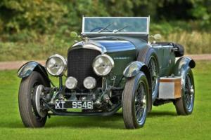1924 Bentley 3/4.5 litre Vanden Plas style tourer. Photo