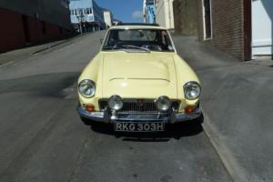 MGC Classic Collectors Manual  Investment  RHD