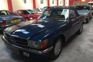 Fully Restored Mercedes Benz 350SL