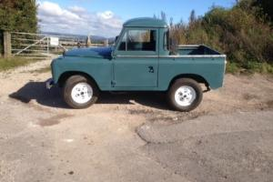 1969 Series 2a SWB Land rover