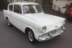 1964 Ford Anglia Deluxe - In Immaculate condition !