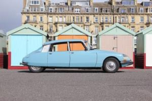 1972 Citroen DS (D Super) Right Hand Drive long MOT For Sale